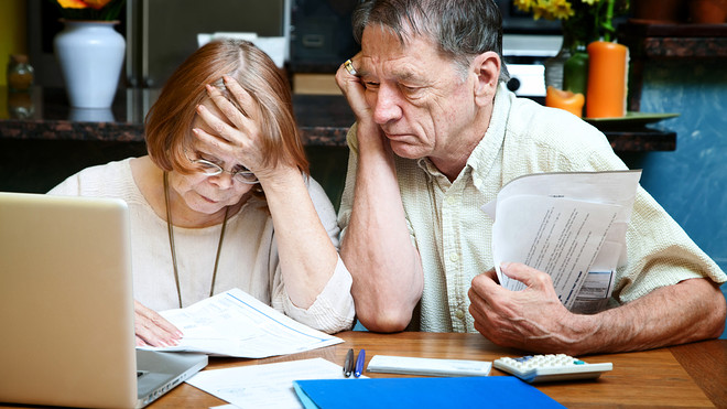 Why More Senior Citizens Are Filing For Bankruptcy In Retirement