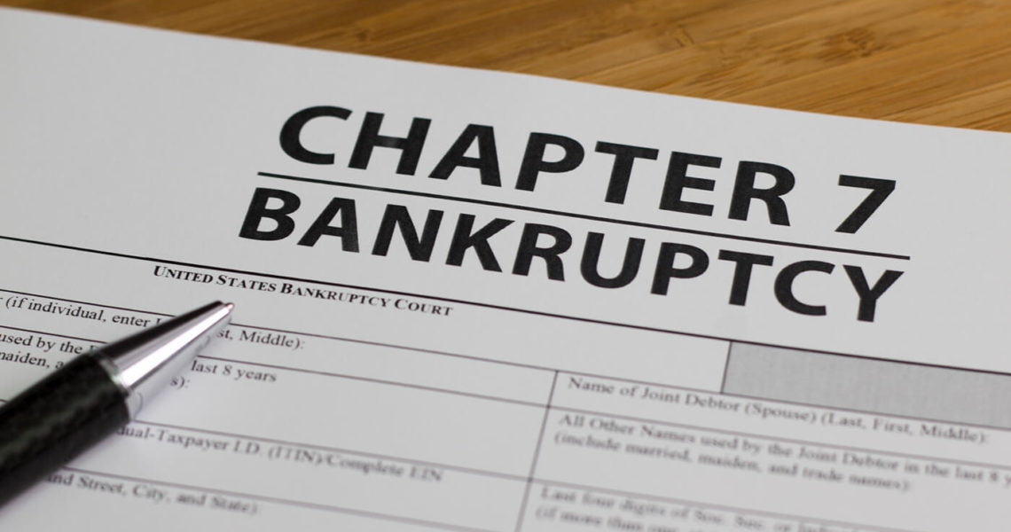 What does a Chapter 7 Bankruptcy accomplish?