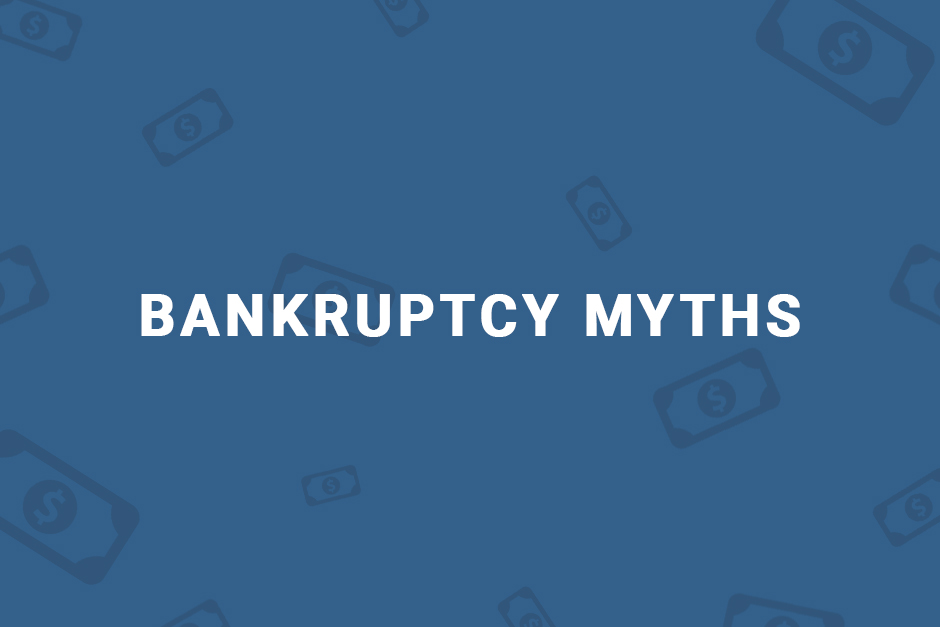 Bankruptcy Myths Help Keep Consumers in Debt